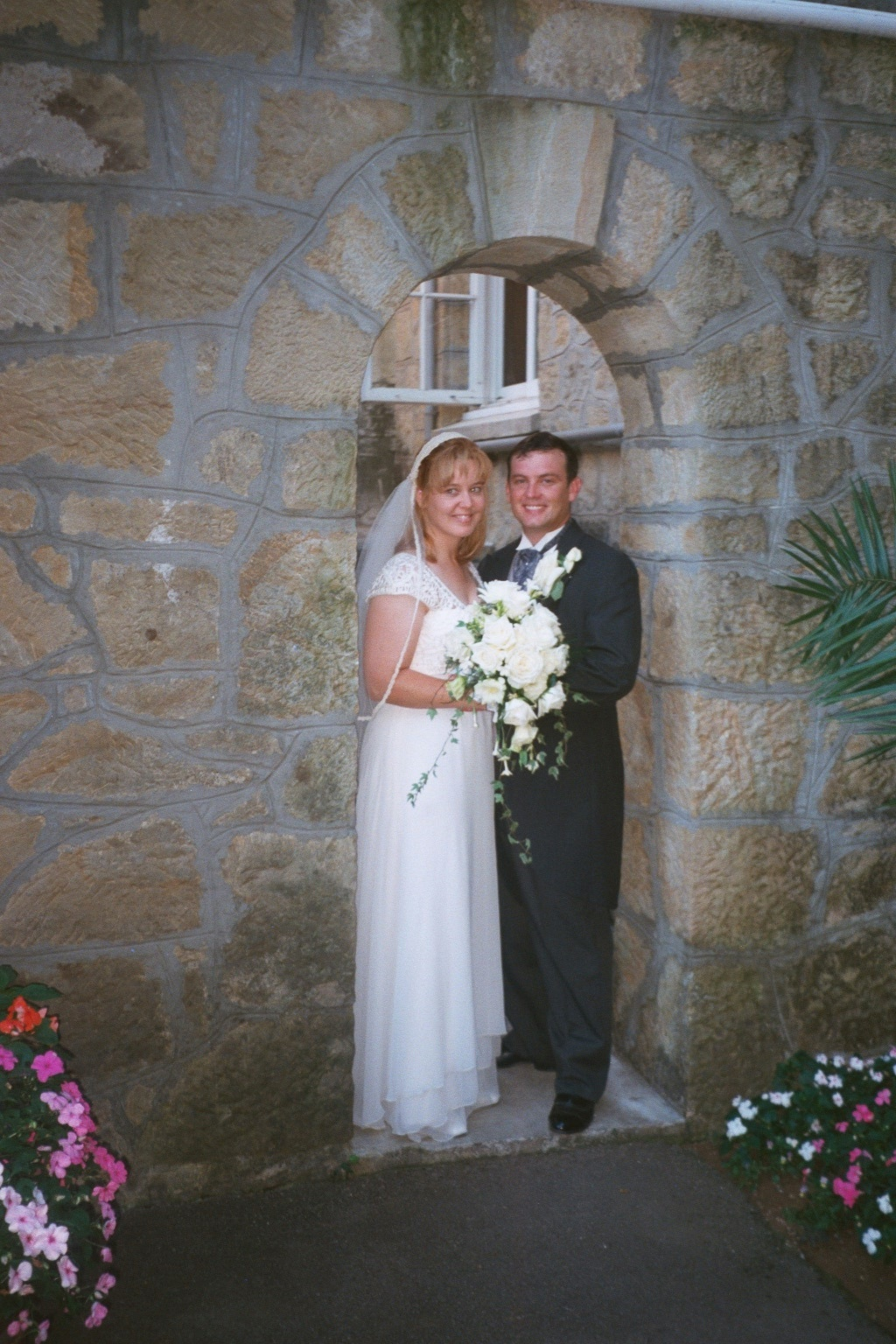 Bride, Groom, Winery, Archway, Beau weddings events