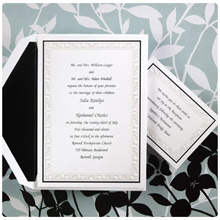 Stationery, Classic Wedding Invitations, Invitations, Wedding, Regal, Nex graphics invitations, Presence