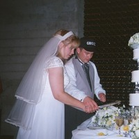 Cakes, cake, Bride, Groom, Cake cutting, Beau weddings events