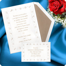 Stationery, Invitations, Wedding, The, From, Sea, Nex graphics invitations, Treasures