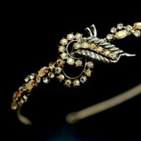 Jewelry, Tiaras, Vintage, Wedding, Bridal, Tiara, Susan york tiaras
