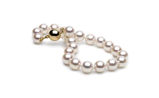 Jewelry, white, Bracelets, Bracelet, Pearl, Pearlparadisecom, Akoya