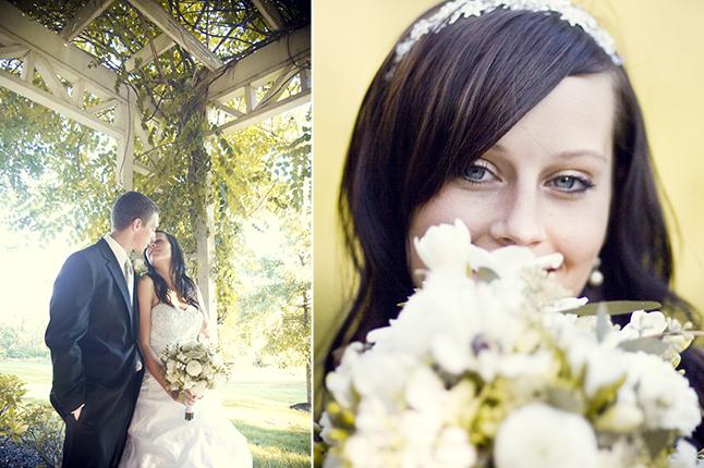 Flowers & Decor, Photography, Flowers, Portrait, Kiss, John rozier wedding photography