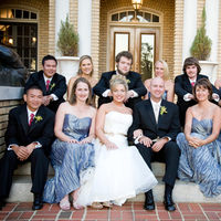 Ceremony, Flowers & Decor, Wedding Dresses, Fashion, blue, black, dress, Men's Formal Wear, Wedding, Party, Tux, Outside