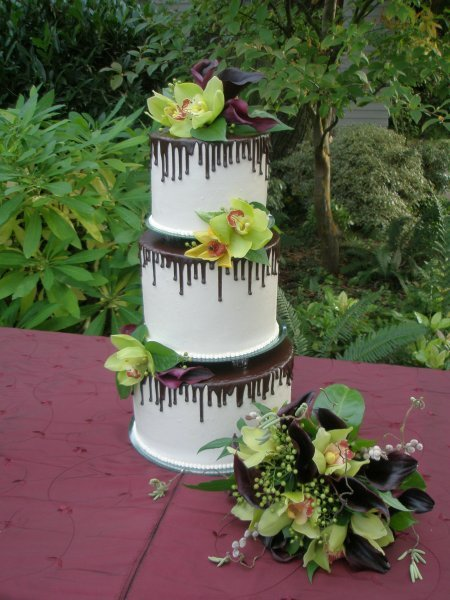 Cakes, cake, Wedding, Karrens specialty cakes confections