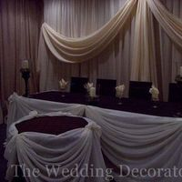 Reception, Flowers & Decor, Decor, brown, Rustic, Rustic Wedding Flowers & Decor, Colours, Dark, The wedding decorators inc