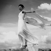 Destinations, Mexico, Bride, Photo, Session, Wind production, Bech