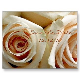 Stationery, Invitations, Roses, Bouquet, Photo, Buttons, The, Cream, Save, Date, You, Thank, Stickers, Art, Artbylindalous postage stamps, Keychains