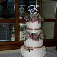 Cakes, cake, Custom, Crystal, Topper, Three galas designs