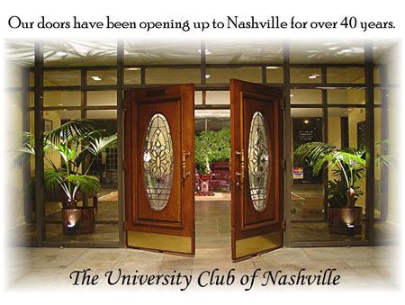 The university club of nashville