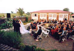 Ceremony, Flowers & Decor, Outdoor, Wedding, Courtyard, Rippavilla plantation