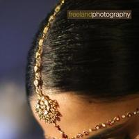 Beauty, Wedding, Hair, Indian, Productions, Piece, Row, 7th