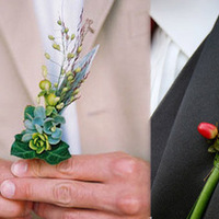 Flowers & Decor, Boutonnieres