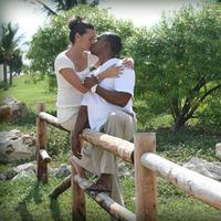 Caribbean, Outdoor, Golf, Couple, Pogoda studio - photography, Engement