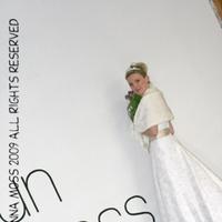 Flowers & Decor, white, purple, Bride Bouquets, Bride, Flowers, Wall, Pogoda studio - photography