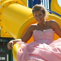 pink, Bridesmaid, Fun, Princess, Park, Pogoda studio - photography