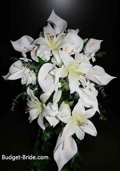 Bouquet, Lily, Budget-bridecom
