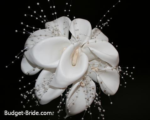 Bouquet, Pearl, Budget-bridecom