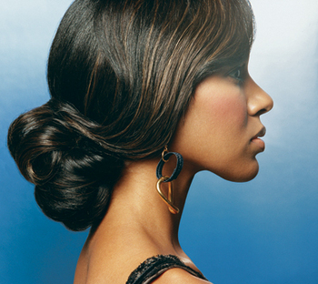 Beauty, Inspiration, Hair, Low-do