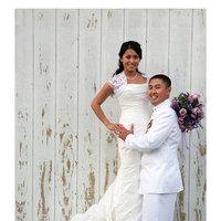 Fashion, Bride, Groom, Military, Service, Pose, Campfire media, Lemoore, Filipino