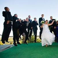 Wedding party, Wedding, Group, Jump, Jumping, Posed, Majestic moment wedding photography