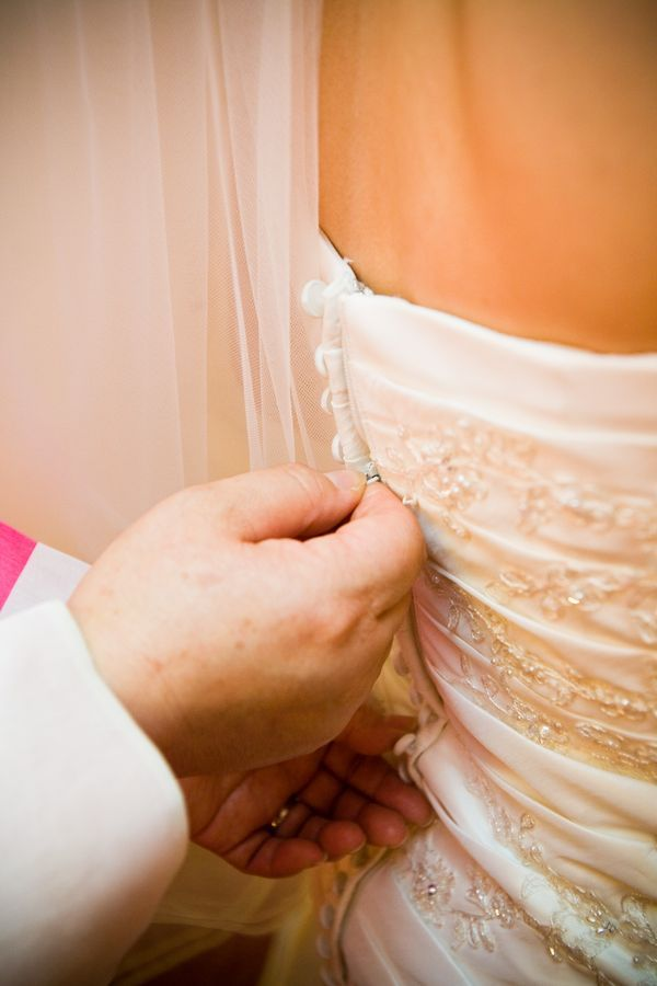 Bride, Getting ready, Wedding, Wedding dress, Majestic moment wedding photography, Changing room, Zipper, Zip up, Zipping up