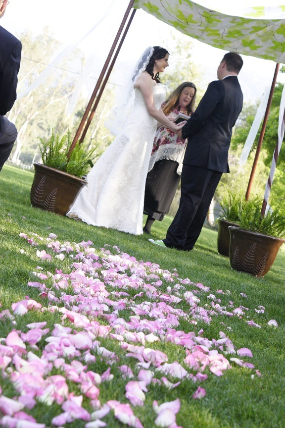 Ceremony, Flowers & Decor, Photography, Bride, Groom, Wedding, And, Lake, Malibou, Agoura, Perry, Felicia, Malibou lake mountain club