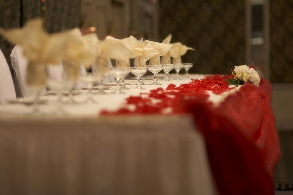 Reception, Flowers & Decor, The beginning of forever