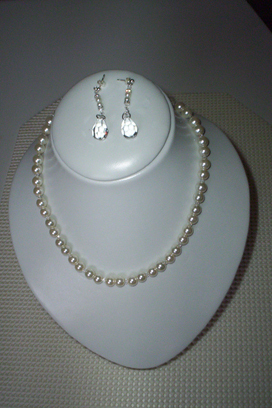 Bridal, Pearls, Swarovski, Design, Crystals, Jewellry, Turning page events
