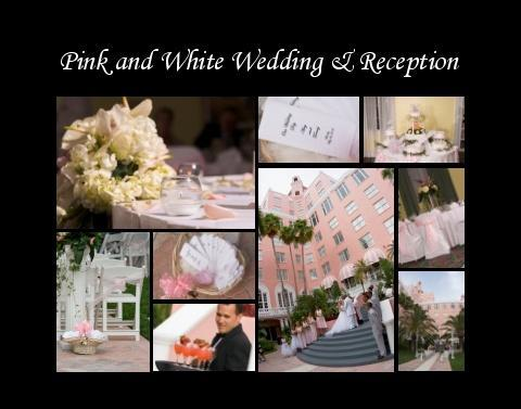 white, pink, Wedding, And, Events by special moments