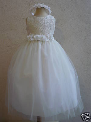 Flowers & Decor, Wedding Dresses, Fashion, dress, Flower, Girl
