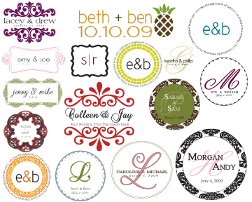 Favors & Gifts, Stationery, Paper, invitation, Favors, Invitations, Place Cards, Menu, Custom, Program, Placecards, Monograms, Emily ley paper, Logos