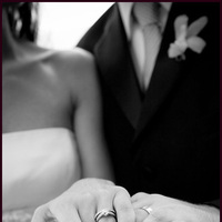 Bride, Groom, Portrait, Rings, Wedding, Band, Couple, Engagement, Married, Diamond, Marriage, Bliss wedding studio