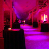 Reception, Flowers & Decor, Modern, Lighting, Projection, Automation, Non-traditional