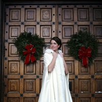 Winter, Bride, Wedding, Graddy photography