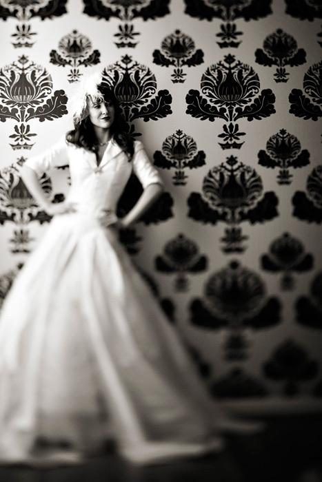Veils, Fashion, white, black, Bride, Portrait, Veil, Gown, And, Long, Sleeve, Birdcage, Shum, Joan, Wallpaper, Studio diana