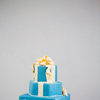 Cakes, blue, cake, Ribbon Wedding Cakes, Fondant, Ribbon, Studio diana