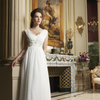 Wedding Dresses, Destinations, Fashion, dress, Wedding, Destination, Empire, Chiffon, Jasmine, Line, Grecian, Informal, Glamourous gowns, Floaty, Chiffon Wedding Dresses, Informal Wedding Dresses