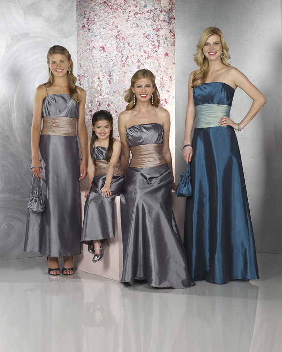 Forever Yours taffeta bridemaids dress 125 style 79118vendors ...