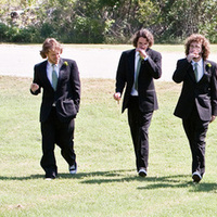 Groomsmen, Walking, Cigars, Pavel studios photography
