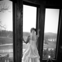 Bride, Window, Pavel studios photography, Comtemplation