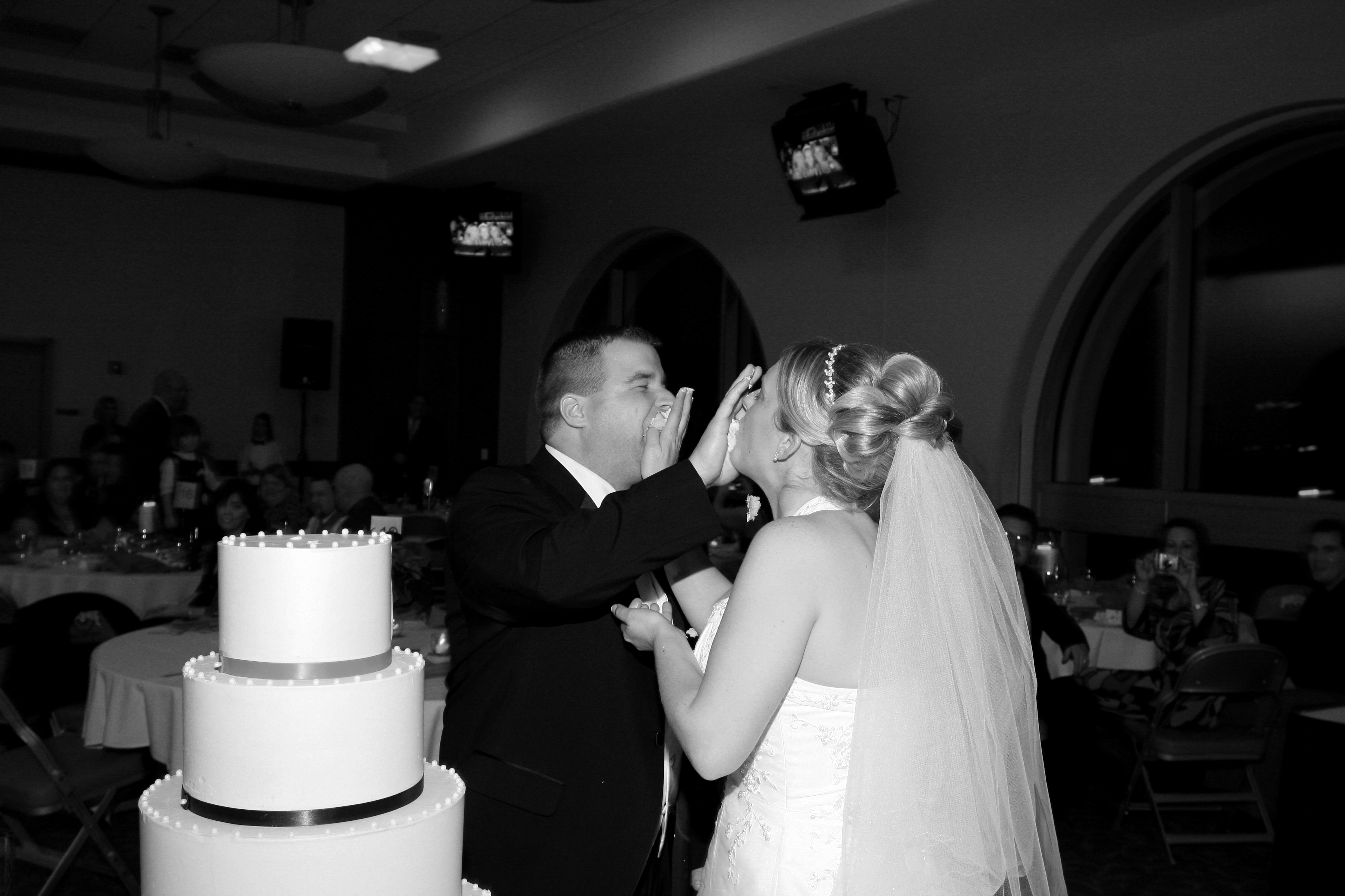 Cakes, cake, Cutting, Kollmer photography