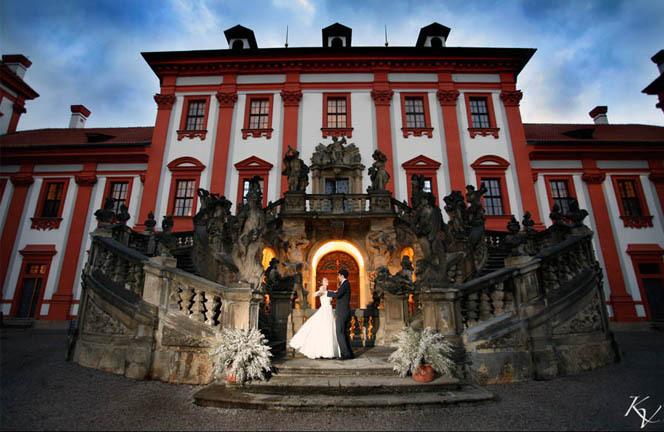 Reception, Flowers & Decor, Weddings, Beautiful, The wedding photographer in prague kurt vinion