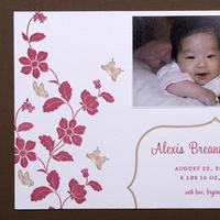 Stationery, brown, invitation, Invitations, Baby, Papeterie