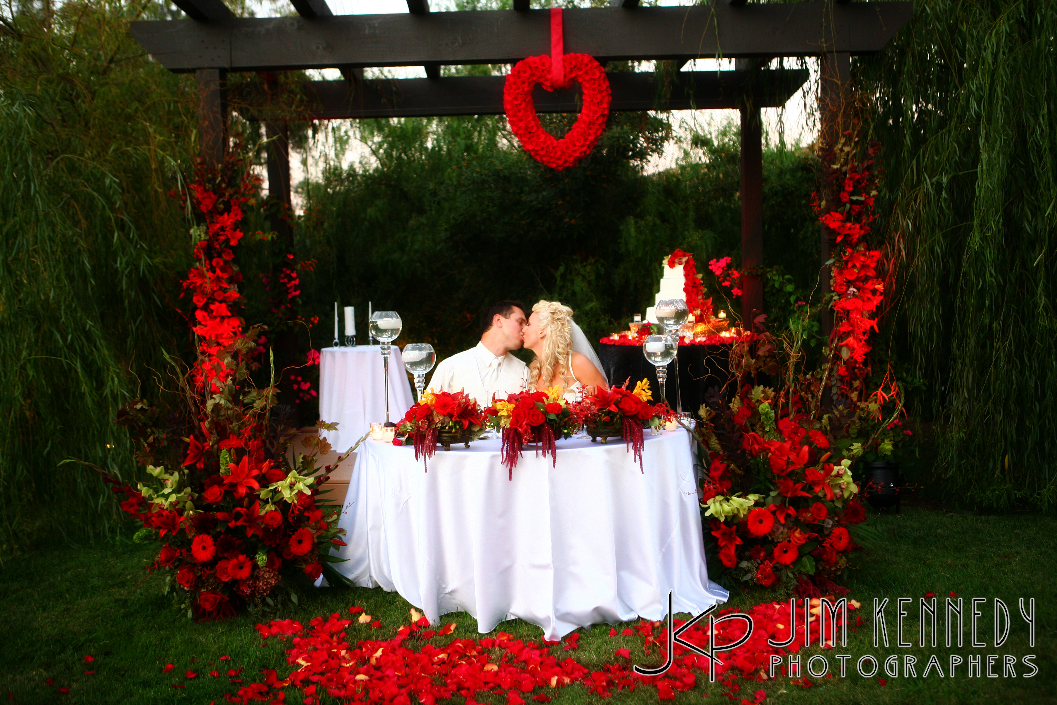 Table, Sweetheart, Country garden caterers