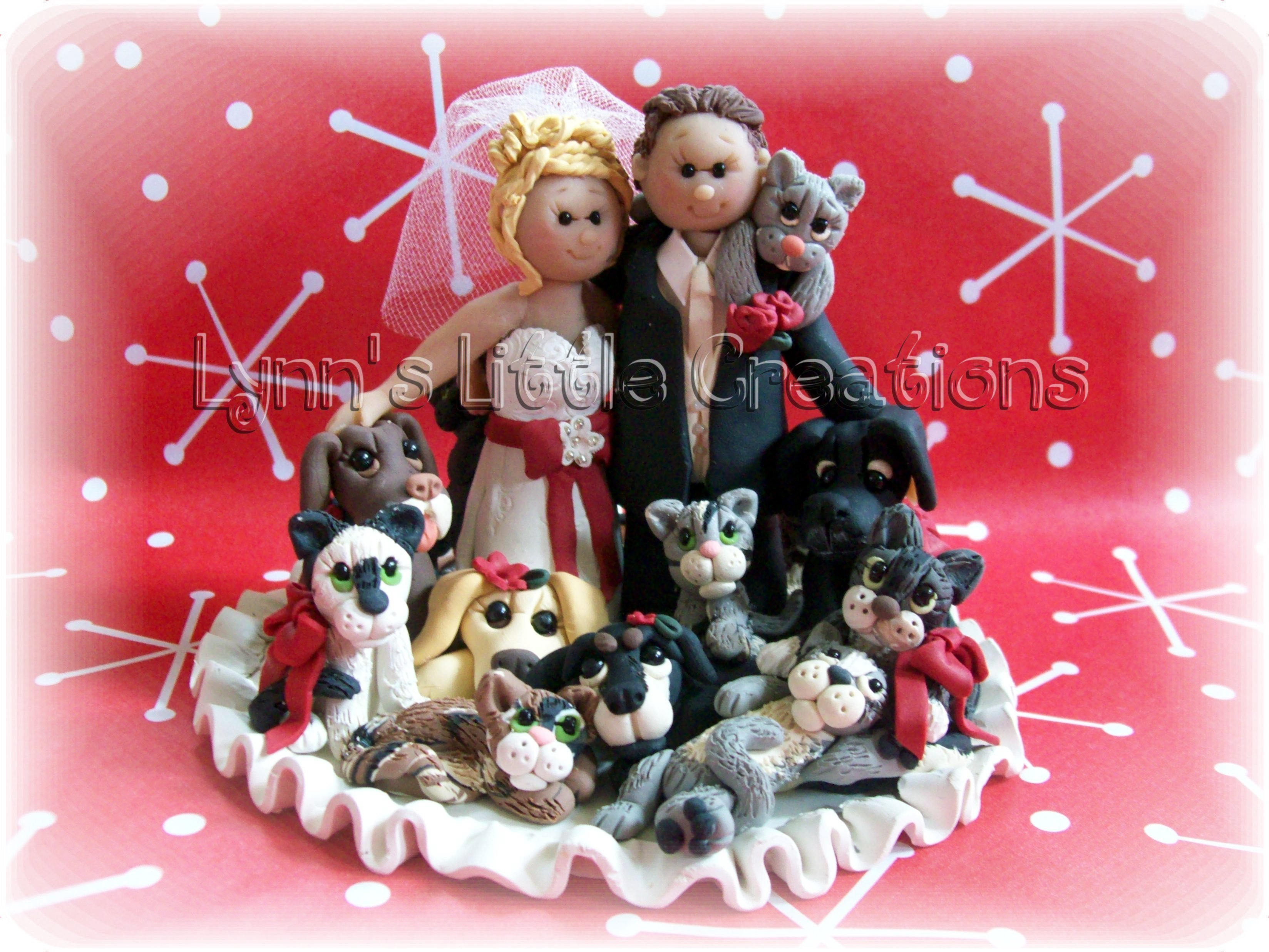 Cakes, cake, Book, Topper, Guest, Center, Piece, Lynns little creations, Pet