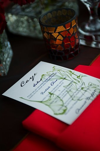 Destinations, red, Hawaii, Menu, Wedding, Tropical, Maui