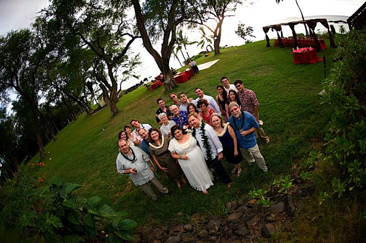 Destinations, red, Hawaii, Guests, Wedding, Tropical, Maui