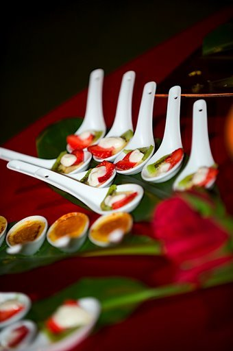 Destinations, red, Hawaii, Wedding, Tropical, Catering, Maui