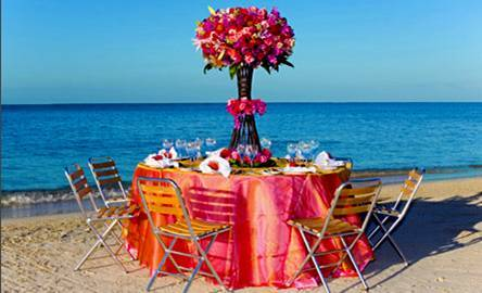 Ceremony, Honeymoon, Flowers & Decor, Destinations, Honeymoons, Beach, Beach Wedding Flowers & Decor, Sandals, All about honeymoons